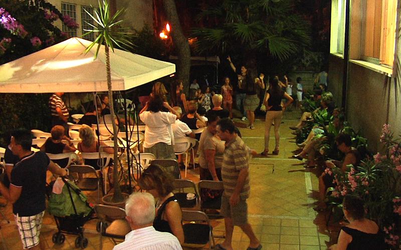 festa all'Hotel Florence, 40 anni di storia