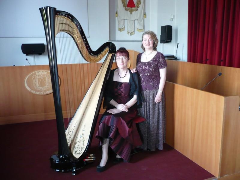 Rosanna Bagnis e Maddalena Rocca