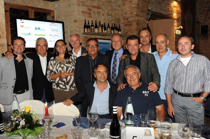 Gli imprenditori del Consorzio Nuovo Porto