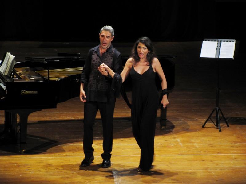 Andrea Concetti e Giusi Piunti al Teatro delle Energie il 23 agosto per il Festival Liszt