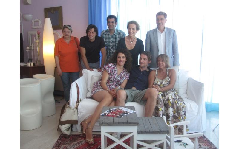 Cabaret amoremio! Conferenza all'Hotel Roma
