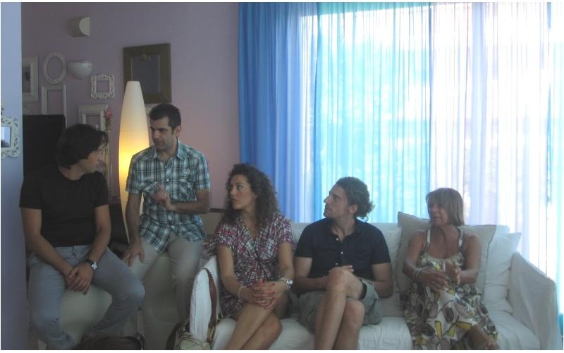 Cabaret amoremio! Enrico Piergallini; Claudio Fois; Mascia Foschi; Maurizio Lastrico; Lella Costa