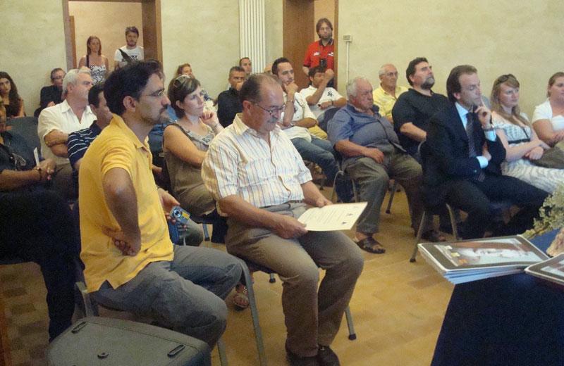 Firmato un protocollo d'intesa tra il Comune di Martinsicuro e di Cupra Marittima