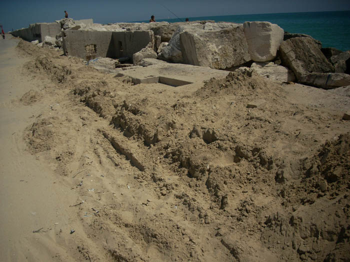 Sabbia al Molo Sud