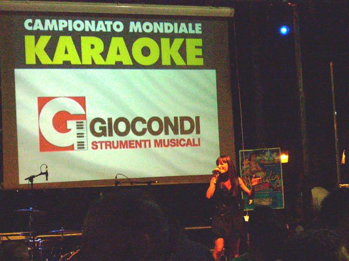 Notte Bianca, karaoke