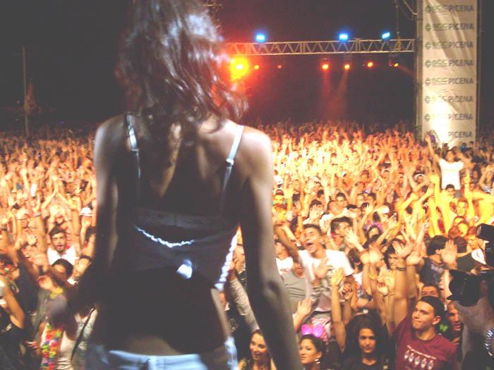 Notte Bianca, discoteca sulla spiaggia