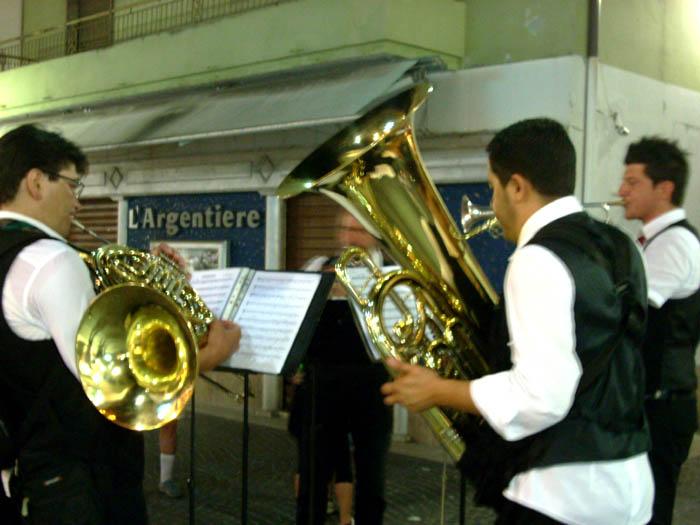 Notte Bianca, musicisti in via Montebello