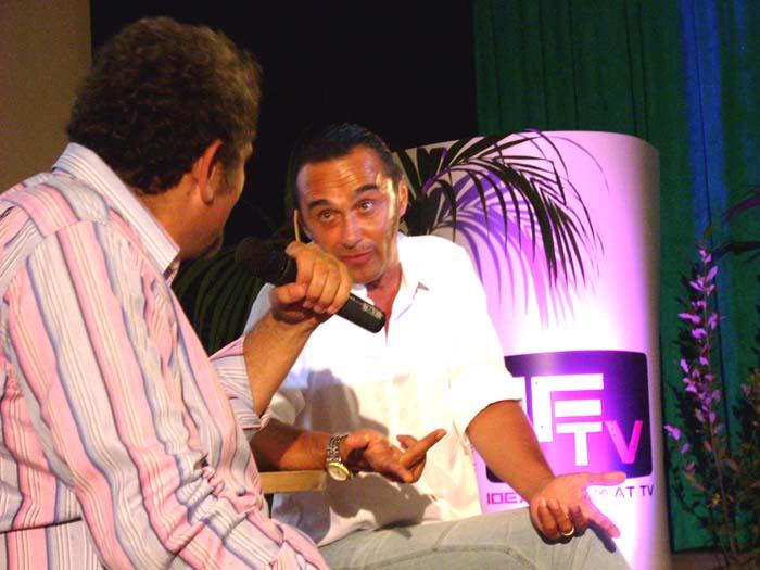 If Tv, Giuseppe Giacobazzi