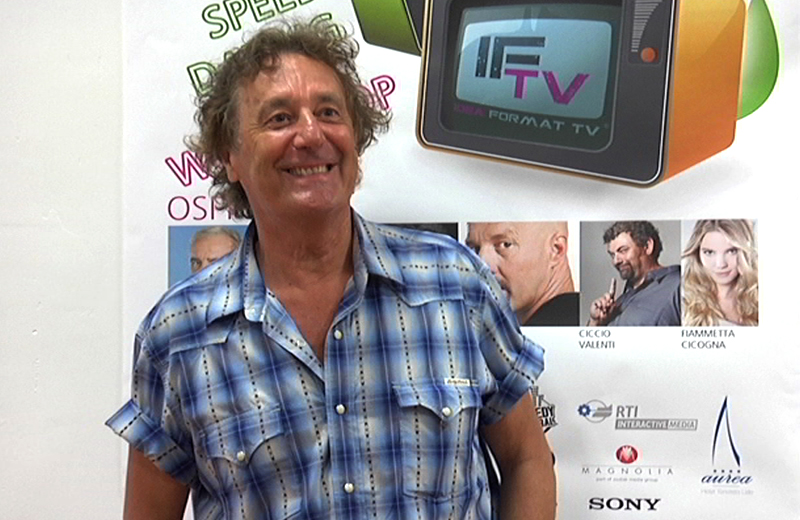 If Tv, Enzo Iacchetti