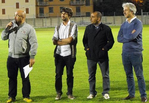 Francesco Libbi, Giorgio Rivosecchi (omonimo del nonno a cui è dedicato il torneo), Luigi Furnari e Marcello Rivosecchi