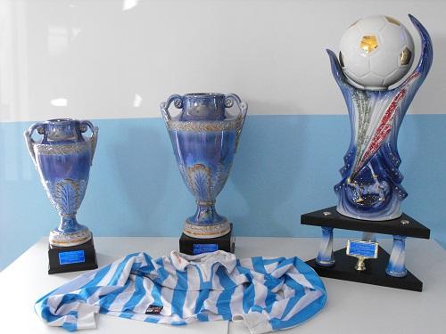 I 3 trofei assegnati nel 2° memorial Giorgio Rivosecchi