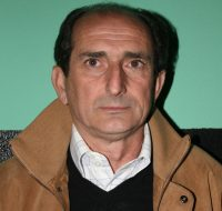 Il presidente della Centoprandonese Francesco Calvaresi