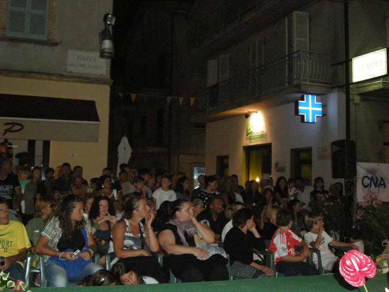 Miss Cupra 2011, il pubblico