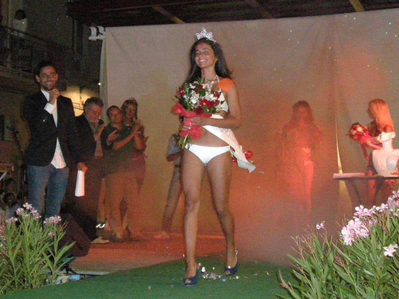 Miss Cupra Bandiera Blu 2011