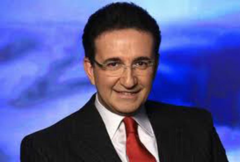 Roberto Giacobbo, conduttore del programma televisivo Vojager