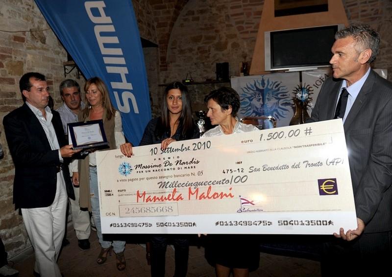 Premio Massimo De Nardis al CNS