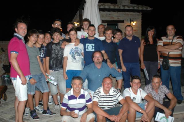 Hc Monteprandone: foto di gruppo