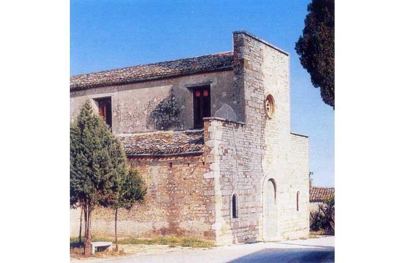 La chiesa di San Martino a Nereto