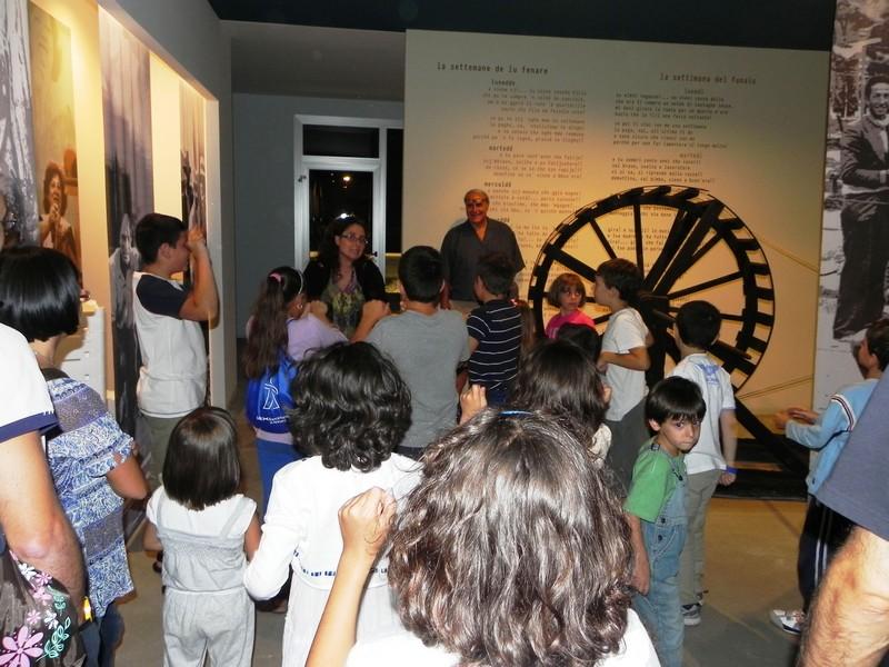 Tour al museo