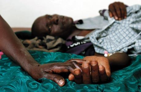 L'epidemia di Aids in Sudafrica