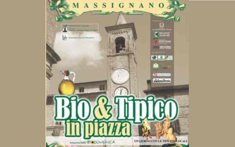 Bio&Tipico a Massignano 2011