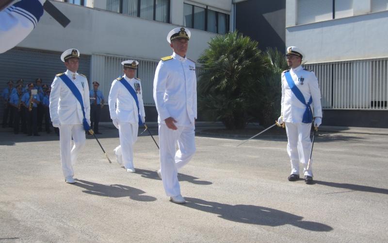 Capitaneria di Porto, avvicendamento al Comando