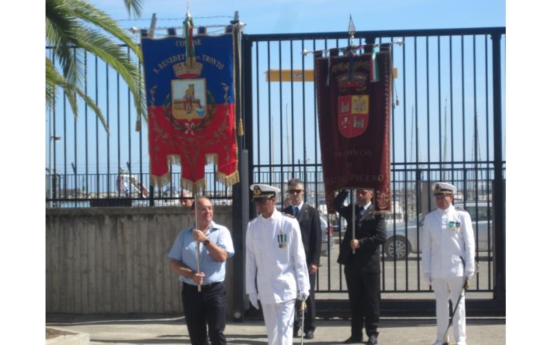 Confaloni di San Benedetto ed Ascoli