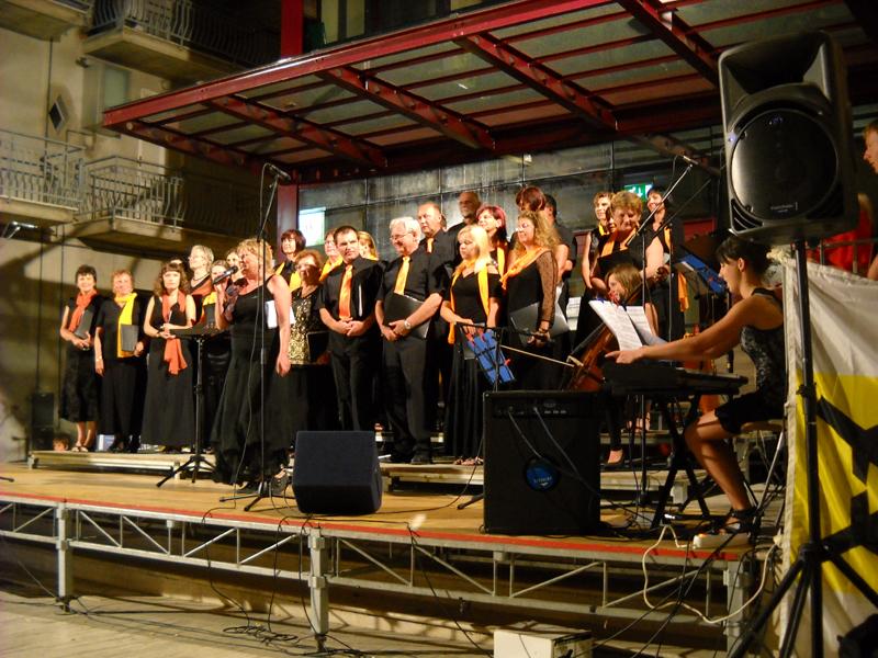 Coro Polifonico di Vysocina e Brezolupy della Repubblica Ceca
