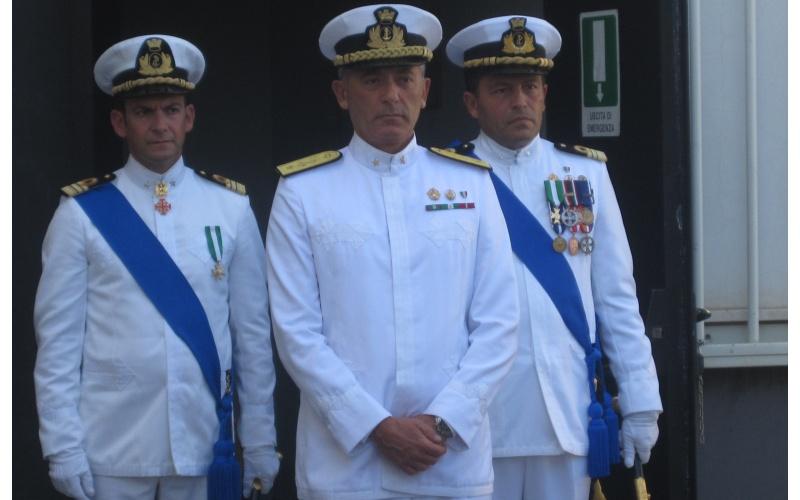 Daniele Di Guardo, Giovanni Pettorino; Michele Castaldo