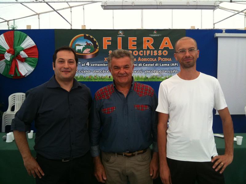 Massimo Maranesi e Massimo Sandroni