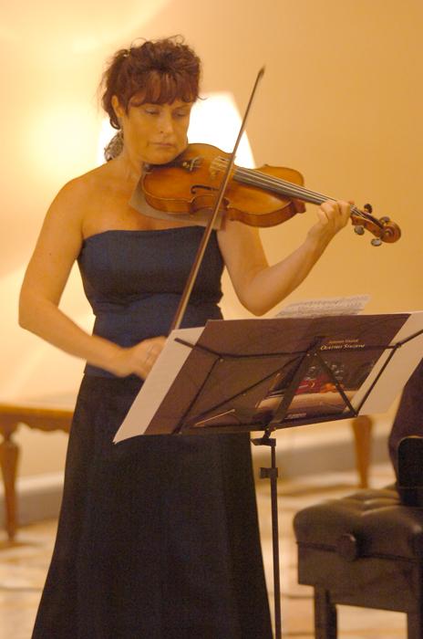 Cupra Musica Festival: Grazia Raimondi al violino