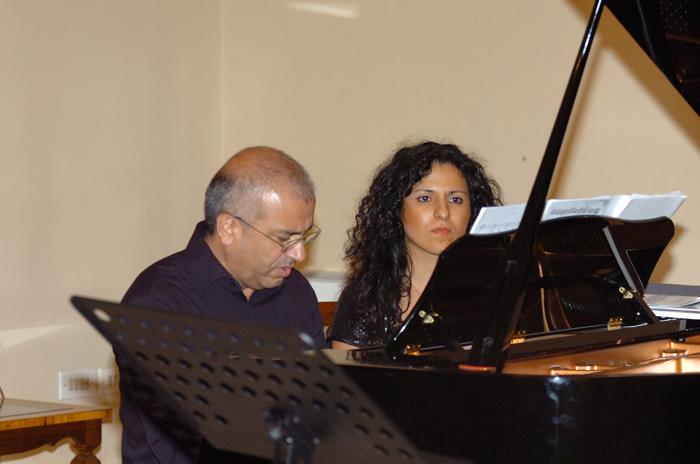 Cupra Musica Festival: Il Maestro Paolo Vergari e il Soprano Annarosa Agostini