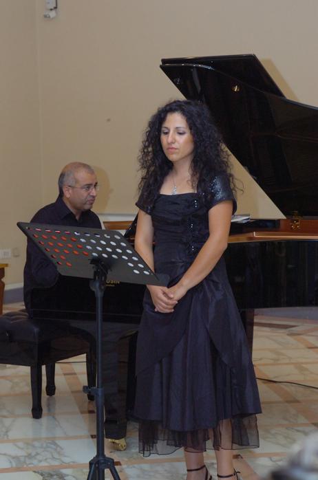 Cupra Musica Festival: il Soprano Annarosa Agostini