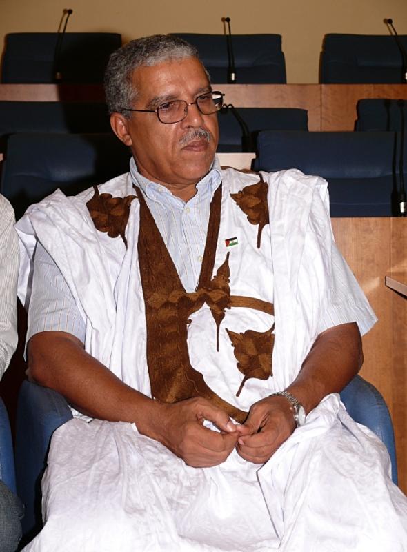 Il governatore Salem Lebsir