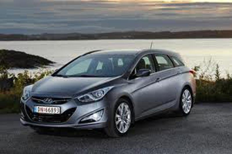 Nuova Hyundai i40