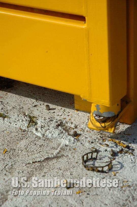 Ladri al Riviera delle Palme, 22 settembre 2011