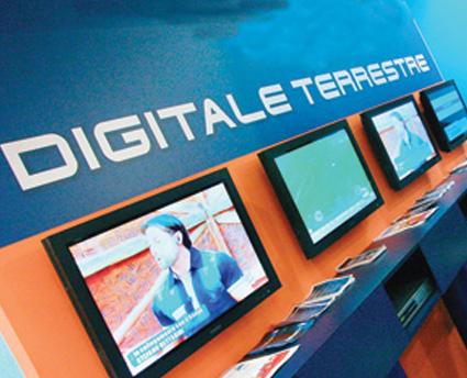 Digitale terreste, via al 5 dicembre