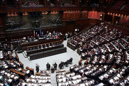 Legge elettorale in comune la raccolta firme per l for Oggi in parlamento