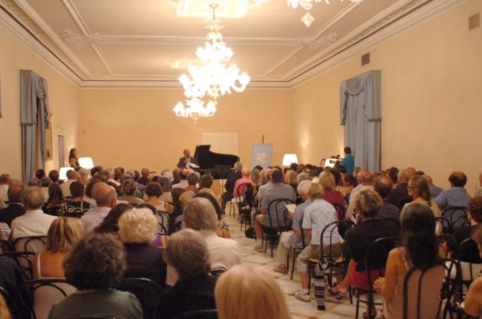 Il pubblico al Cupra Musica Festival