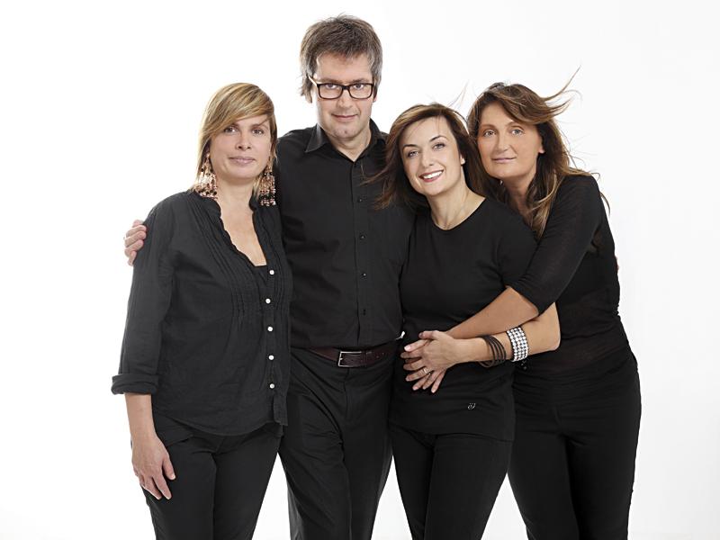 Il team Degradè Joelle di San Benedetto