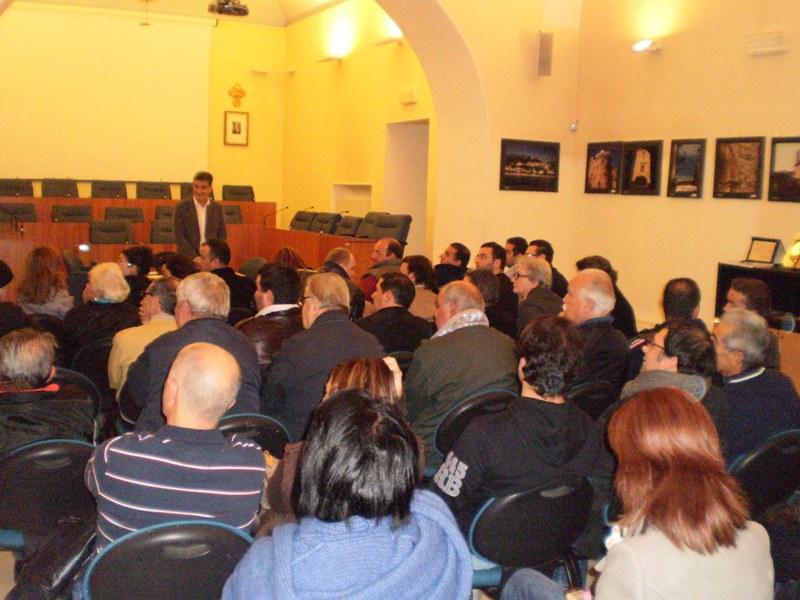 Assembela partecipativa 27 ottobre 2011