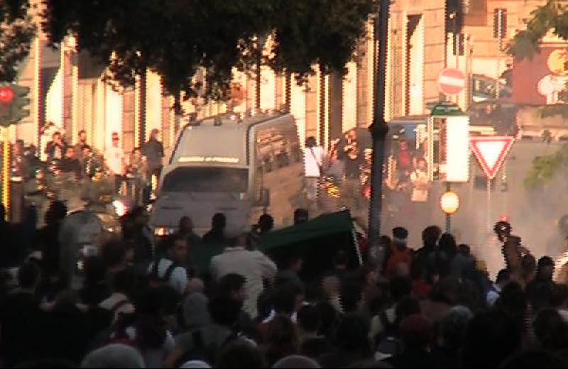 Black Bloc Piazza San Giovanni (1)