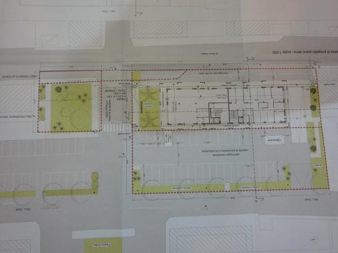 La proposta progettuale definitiva di piazza Kolbe