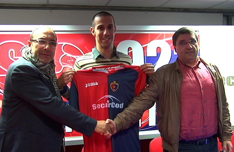 Davide Carteri è il nuovo centrocampista della Samb