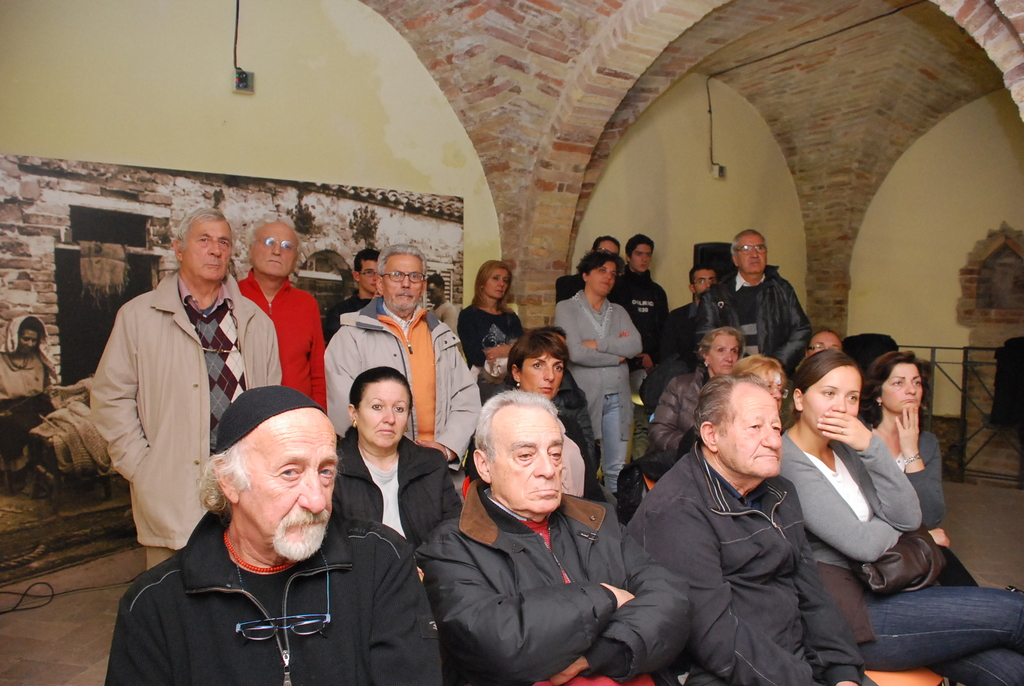 Incontro scavi archeologici Paese Alto, mercoledì 26 ottobre 3