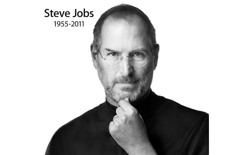 L'home page della Apple in ricordo di Steve Jobs