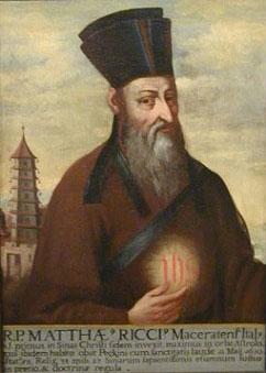 Padre Matteo Ricci - Fonte www. padrematteoricci.it