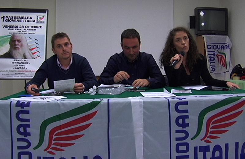Pdl, prima Assemblea Giovane Italia