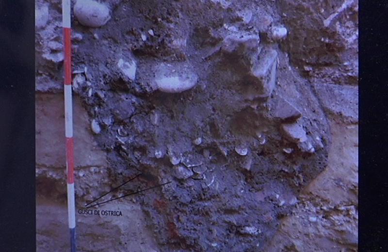 Reperti archeologici Paese Alto