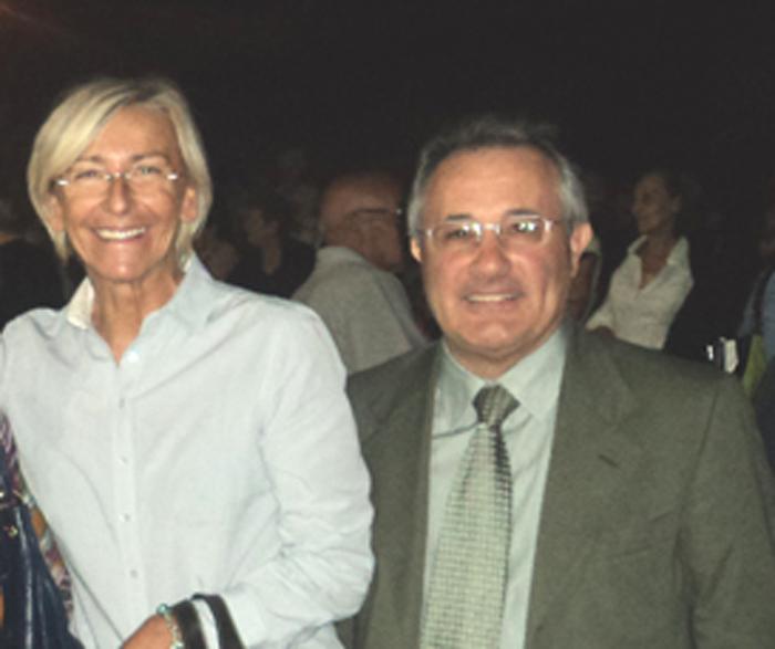 Margherita Sorge e Amedeo Ciccanti